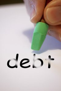 Getting Rid of Debt